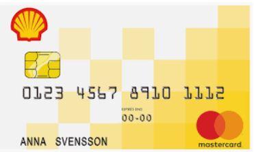 shell kreditkort ränta